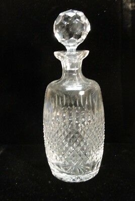 Crystal Glass Decanter - Rounded Glass Decanter