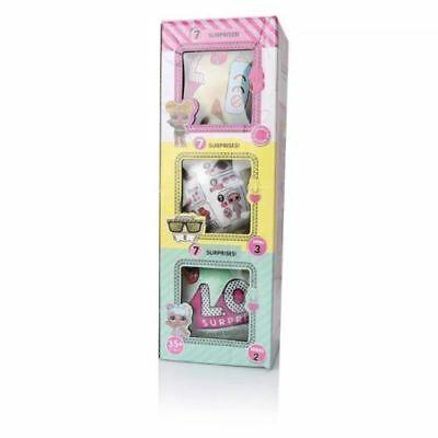 Lol Outrageous 3 Layer Surprise Ball Series Mystery Doll Ball Kids Toys Gift