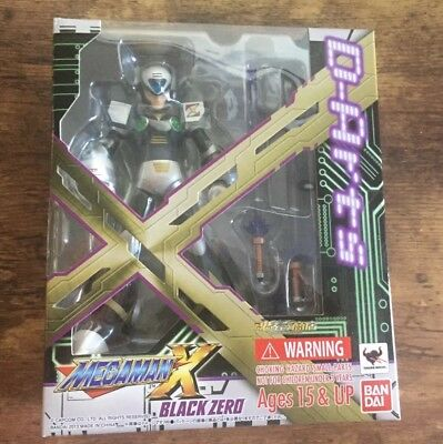 New SEALED - D-Arts Megaman X BLACK ZERO Action Figure BANDAI TAMASHII NATIONS