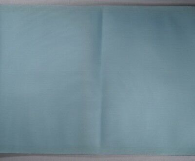 """1m of 14"""" light blue woven corset elastic 1.3mm thick (b stock)"""