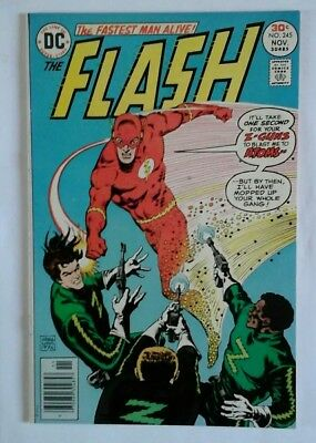 Flash # 245  Very Fine Plus  1976