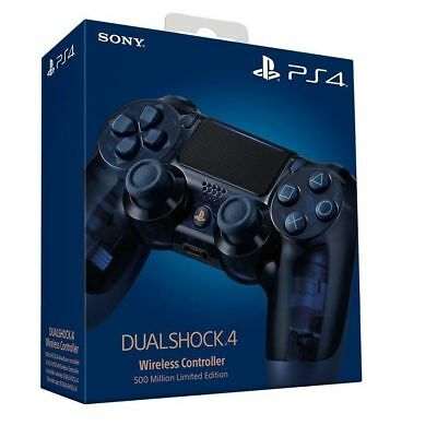 NEW Sony Playstation 4 / PS4 500 Million Dualshock 4 Wireless Controller SEALED!