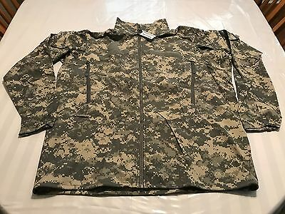 ECWCS PCU GEN III Level 4 ACU Jacket Wind Cold Weather Sz Large/Regular NWT
