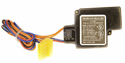 New Reliant Relay 2R9 24VAC momentary Class 2 lighting or general use