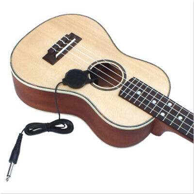 Clip-On pickup for acoustic guitar violin banjo lute OZ