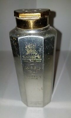 Vintage Yardley Of London Invisible Talc For Men   N1