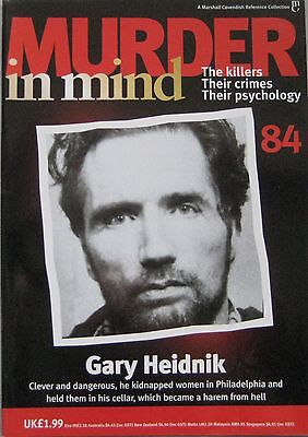 Murder in Mind Issue 84 - Gary Heidnik