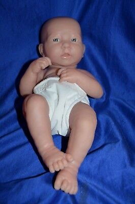 """berenguer"" Doll ~ Anatomically Correct Baby Girl Doll ~."