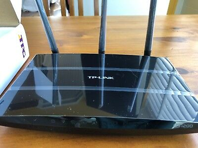 TP-LINK AC1200C Wireless Dual Band Gigabit Router