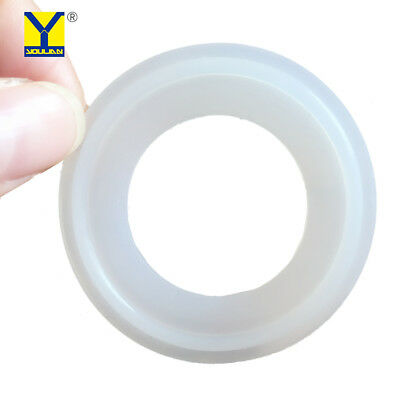 10Pcs Different Size Silicone Gasket O Ring Replacement Part Of Chuck Joint End