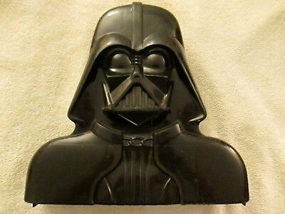 Star Wars Darth Vader Action Figure Carrying Case-Kenner-ROTJ, 1980