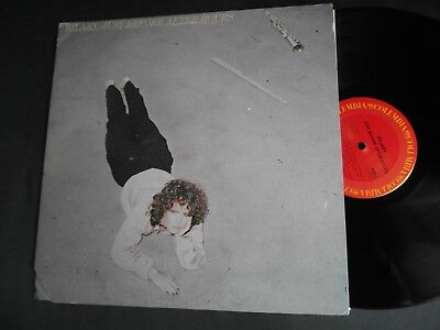 Lp   Hilary  -  Just Before After Hours  (Orig.1979 Us-Press)  Ex
