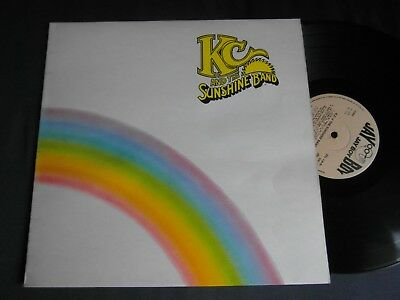 Lp   Kc & The Sunshine Band  -  Same  (Orig.1976 Uk-Press)  Vg