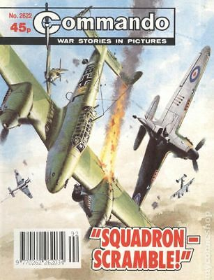 Commando War Stories in Pictures (D. C. Thomson Digest) #2622 1992 VF