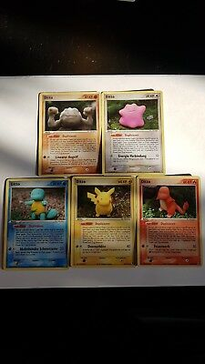 Pokemon Sammelkarten Ditto EX Delta Species SET, DE, Selten, M