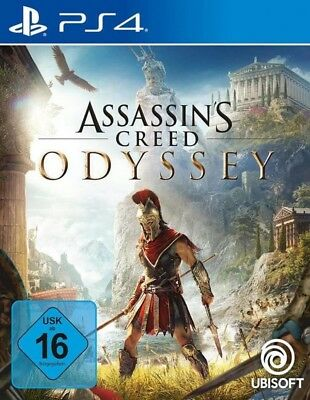 Assassins Creed Odyssey - PS4 WIE NEU!!!