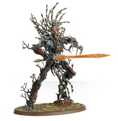 OVP Warhamer Age of Sigmar Treelord Ancient Durthu Wood Elves Waldelfen