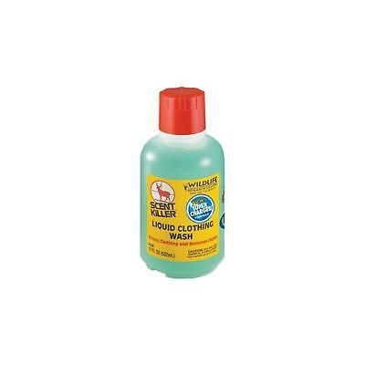 Wildlife Research Scent Killer Clothing Wash Liquid 18 Ounce, 546