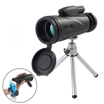 Monocular Telescope for Adults, Night Vision Scope 12x50 High Power, Waterproof