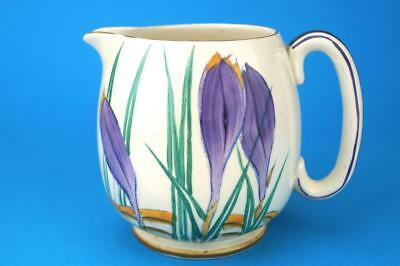 Excellent SUSIE COOPER for Gray's Pottery ART DECO Jug CROCUS  1920s