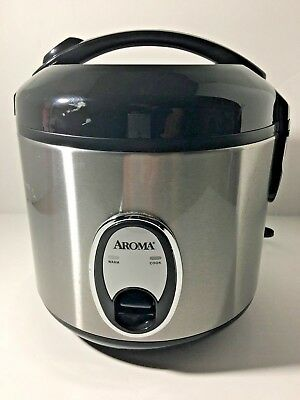 Aroma Housewares 20 Cup Cooked Rice Cooker (ARC-904SB)