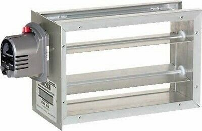 Honeywell ZD16X16TZ - 24V Parallel Blade Zone Damper