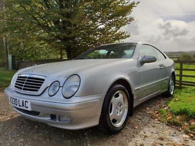 1999 Mercedes Clk 230 Elegance Auto - Mother & Daughter Owned From New
