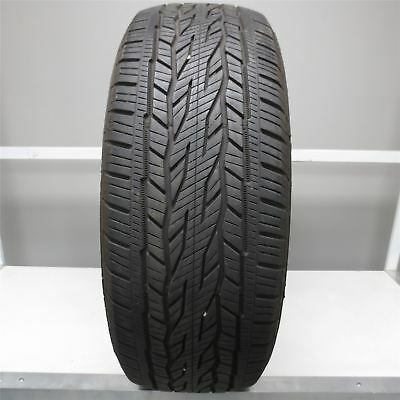275/55R20 Continental CROSSCONTACT LX20 ECOPLUS 111S Tire (10/32nd) NO REPAIRS