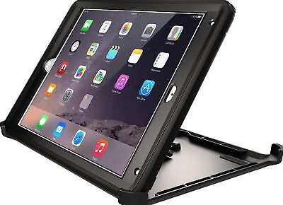 Authentic Otterbox Defender Series Case W/ Stand For iPad Air 2 Black - USED OEM
