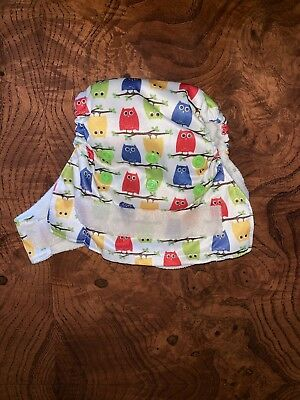Sweet Pea Cloth Diaper, All In One, AIO, Hook And Loop, GUC