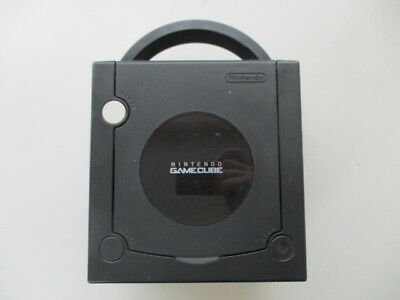 GC Gamecube Console Black Nintendo DOL-001JP No.1