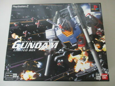 PS2 Mobile Suit Gundam Encounters in Space Limited Box JAPAN No.2