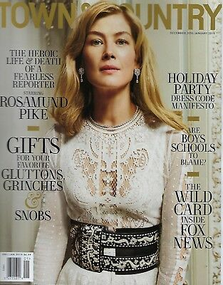 Town & Country January 2019