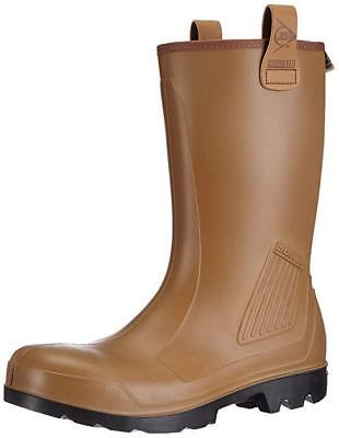Dunlop Purofort Rig-Air Full Safety Rigger Boots C462743 - SALE PRICE