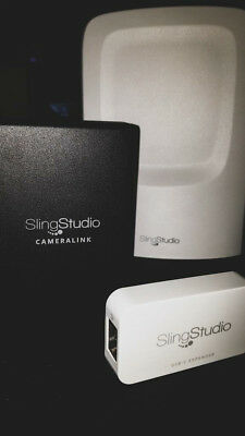SlingStudio Hub with Cameralink and USB-C Expander used by in great condition