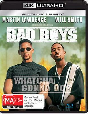 Bad Boys | Blu-ray + UHD + UV - Blu Ray Region A,B,C Free Shipping!
