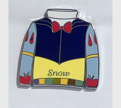 Disney Parks 2018 Ugly Christmas Sweater Mystery Pin Snow White LR Limited
