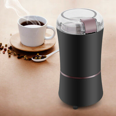 400W Electric Coffee Grinder Stainless Spices Nuts Grains Coffee Beans Grinding
