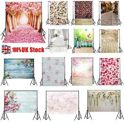 Flower Christmas Photo Wedding Backdrop Photography Backdrop Floor Background Uk