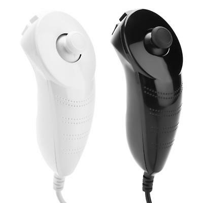 Built in Motion Plus Remote + Nunchuck Controller For Nintendo Wii Video Game