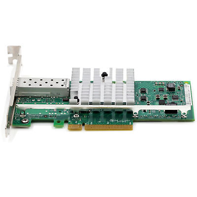 Intel X520-DA1 E10G41BTDA 10GbE Ethernet Converged Network Adapter AU seller