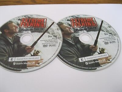 EXTREME FISHING with ROBSON GREEN - DISC ONLY (DS14) {DVD}