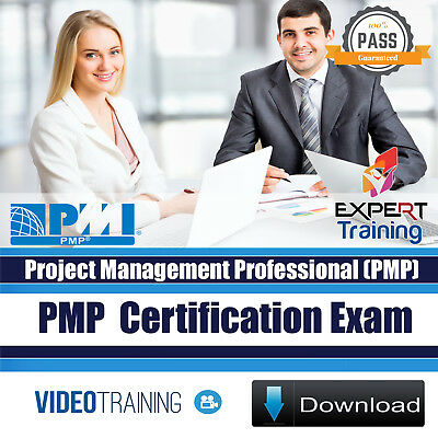 Project Management Professional(PMP) Certification Exam 11 module Video Training