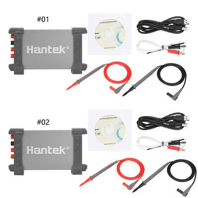 Hantek 365A/365F Data Record Current Resistance Capacitance Isolated Logger gbd