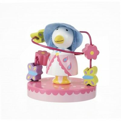 Orange Tree Toys Jemima Puddle Duck Bead frame