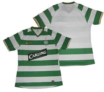 Celtic Glasgow Trikot Home 08/10 Nike Spieleredition