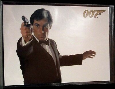 2012 Rittenhouse Archives - James Bond 50th Anniversary Series 2 - Promo  P2