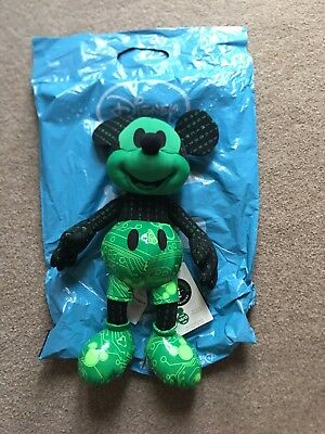 Mickey Mouse Memories October Plush