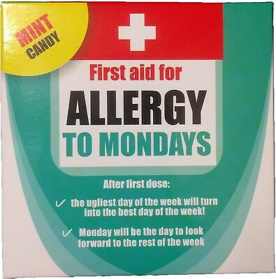 Allergy to Mondays Mint Candy
