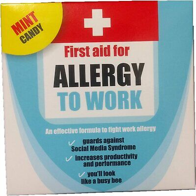 Allergy to Work Mint Candy